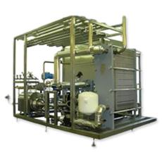 Modular And Fully Automatic Flash Pasteurizer
