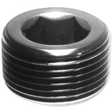 Corrosion And Abrasion Resistant Pressure Plugs