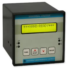 Universal Counter With 16 X 2 Line Lcd