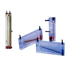 Manometer With Indicating Column