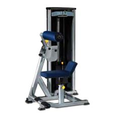 Abdominal Machine With Four Position Chest Pad