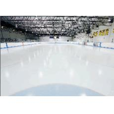 Ice Skating Rink For Amusement Park