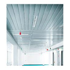 Polyester Finished Metal Made False Ceiling
