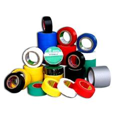 Pvc Made Electrical Insulation Tapes