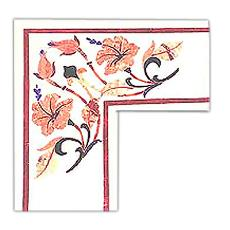 Marble Inlay Borders For Interior Decoration