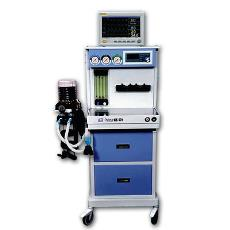 Anaesthesia Machine With Rotameter