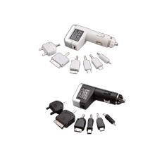 In Car Multi Pin Mobile Charger