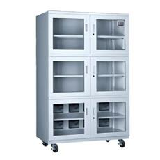 Dry Cabinet With Anti-Static Caster/ Stands