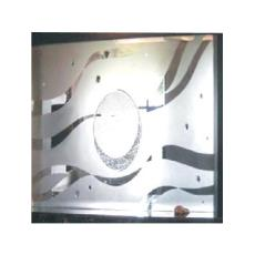 Decorative Surface Etching Glass