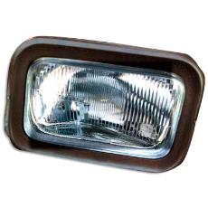 Compact Designed Headlight Assembly