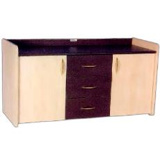 Compact Designed Wooden Filing Cabinets