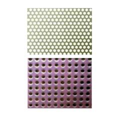 Metal Made Perforated Sheets