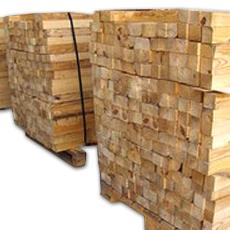 Light Weight Dunnage Wood