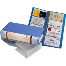 Plastic Files And Card Holder