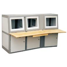 Control Desk With Canopy