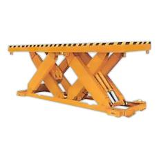 Heavy Duty Lifting Table With Long Platform