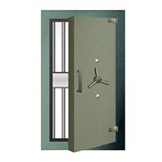 Prefabricated Safe And Vaults