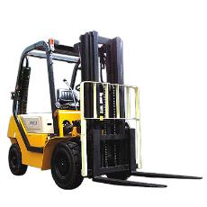 Diesel Operated Counter Balanced Forklifts