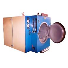Electric/ Steam Operated De-Waxing Boiler Autoclave