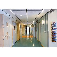 Hinged Type Corridor Swing