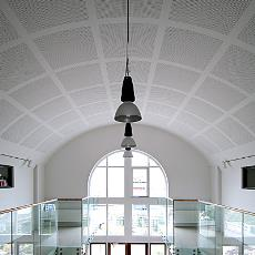 Curved Board Forms For Ceiling