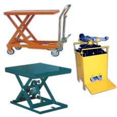 Floor Mounted Lifter Table