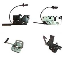 Hood Latch And Clamp