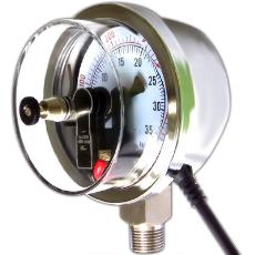 Contact Gauges For Pressure Control