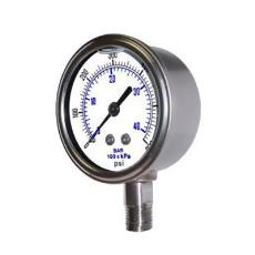 Weather And Dust Proof Industrial Gauges