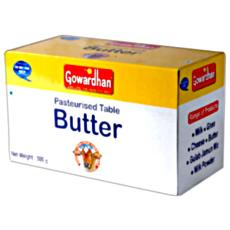 Gowardhan Pasteurised Table Butter