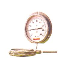 Stainless Steel Made Thermometer With Capillar