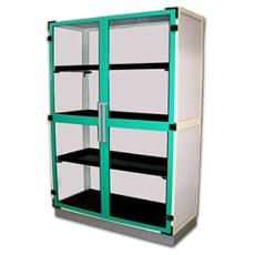 Cabinet For Chemical Storage