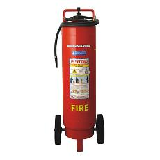 Water Type Trolley Mounted Fire Extinguisher