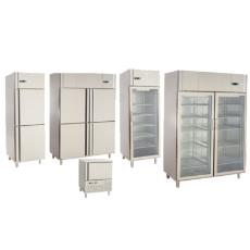Refrigerated Cabinet With Self Closing Door