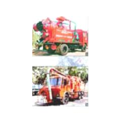 Combination Sewer Cleaning Machine