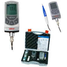 Ph Meter With Temperature Compensation Facility