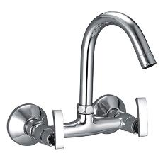 Glossy Finished Sink Mixer Faucet