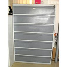 Filing Cabinet With Central Locking Facility