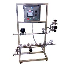 Pharmaceutical Sterilization-In-Place System With Microprocessor Control