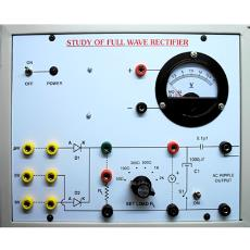 Compact Designed Full Wave Rectifier