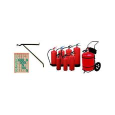 Fire Extinguisher For Safety Purpose