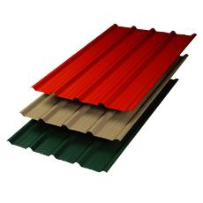 Corrosion Resistant Cold Formed Profile Sheeting