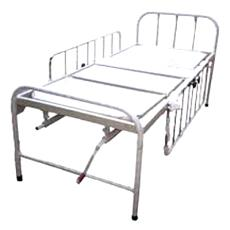 Metal Made Hospital Bed
