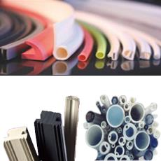 Silicone Rubber Extruded Gasket And Profile