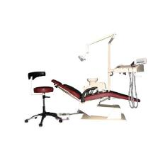 Dental Chair With Feather Touch Control