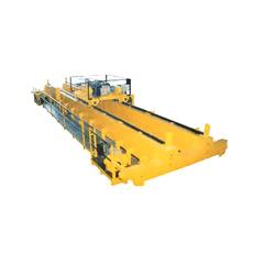 Compact Designed Electric Overhead Travelling Crane
