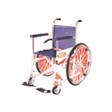 Wheelchair With Foot Rest