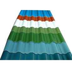 Painted Roofing Steel Sheet