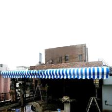 Industrial Grade Fixed Structure Awning