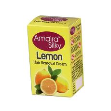 Lemon Extract Made Hair Removal Cream